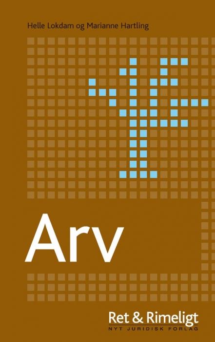 marianne hartling Arv (e-bog) på bogreolen.dk