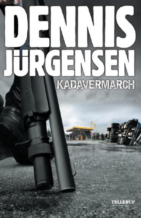 dennis jürgensen Kadavermarch (lydbog) på tales.dk