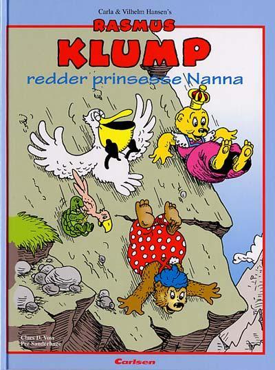 vilh. hansen – Rasmus klump redder prinsesse nanna (lydbog) fra bogreolen.dk