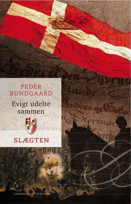 peder bundgaard – Slægten 20: evigt udelte sammen (e-bog) på bogreolen.dk