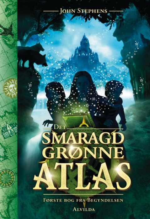 john stephens Det smaragdgrønne atlas (e-bog) på bogreolen.dk