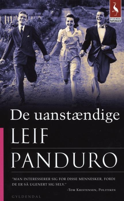 leif panduro De uanstændige (e-bog) fra bogreolen.dk