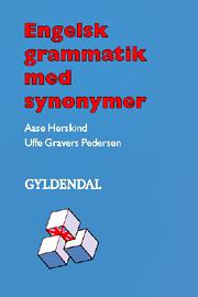 Image of Engelsk grammatik med synonymer (E-bog)