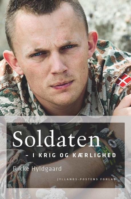 Soldaten (e-bog) fra rikke hyldgaard fra bogreolen.dk