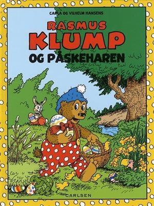 vilh. hansen Rasmus klump og påskeharen (lydbog) fra bogreolen.dk