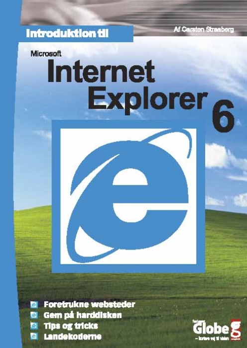 c. straaberg introduktion til internet explorer 6 (e-bog)