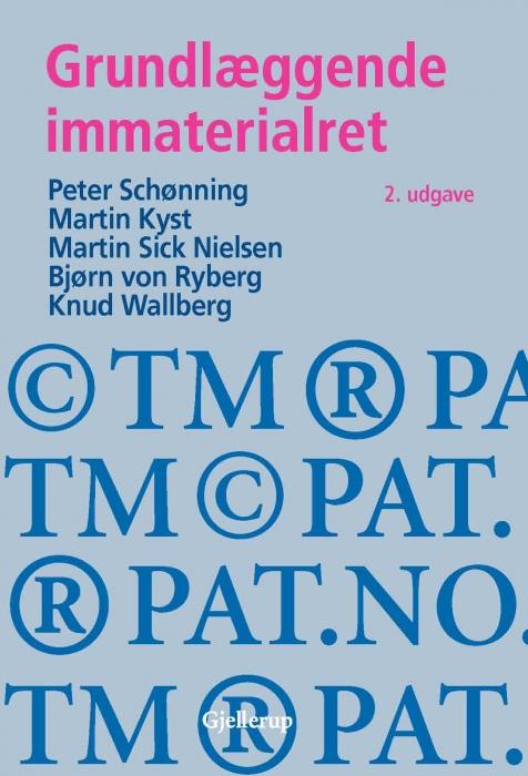 Grundlæggende immaterialret (e-bog) fra peter schønning fra bogreolen.dk