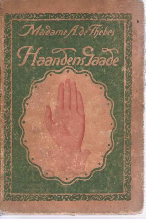 Håndens gåde (e-bog) fra madame a. de thébes på bogreolen.dk