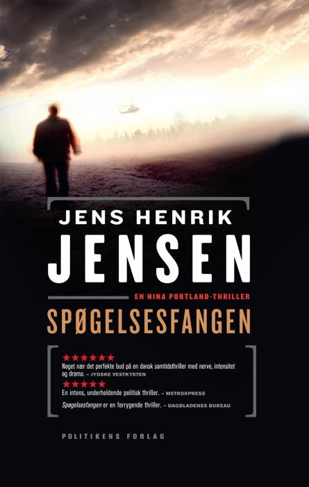 Spøgelsesfangen (e-bog) fra jens henrik jensen på bogreolen.dk