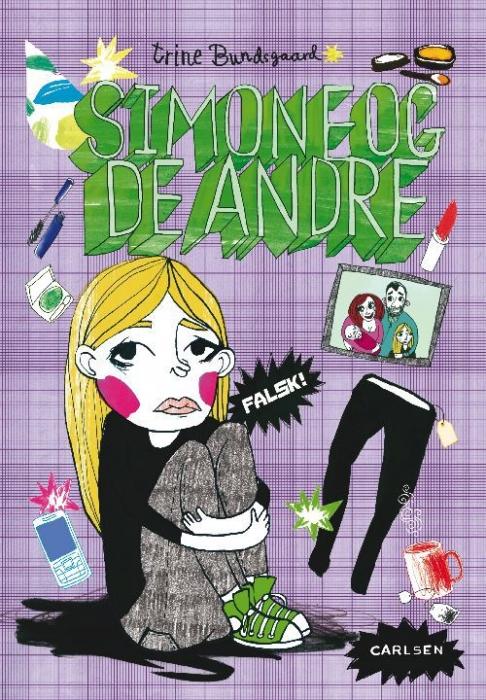 Simone og de andre (e-bog) fra trine bundsgaard fra bogreolen.dk