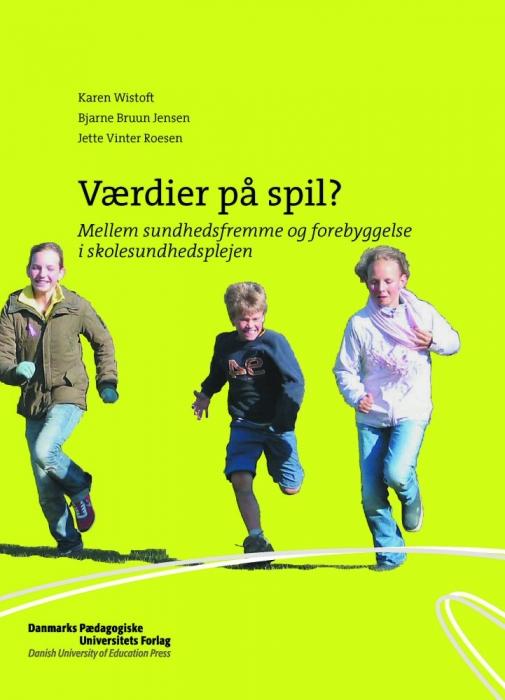 bjarne bruun jensen Værdier på spil? (e-bog) på bogreolen.dk
