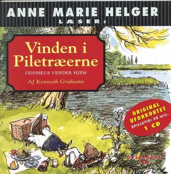 kenneth grahame – Vinden i piletræerne 9 - (lydbog) fra bogreolen.dk