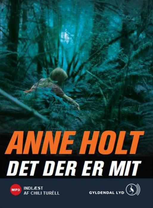 Image of Det der er mit (Lydbog)
