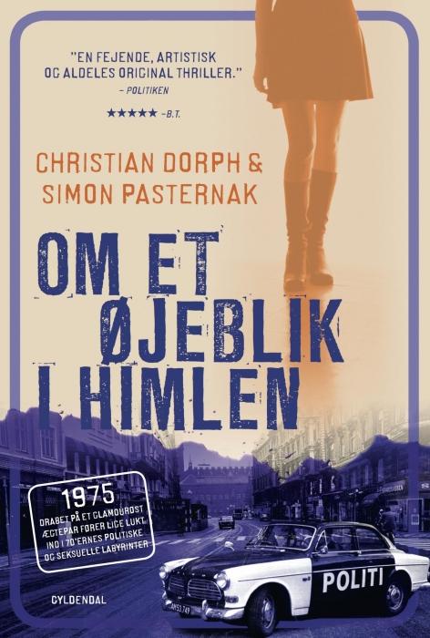 Om et øjeblik i himlen (e-bog) fra simon pasternak på bogreolen.dk