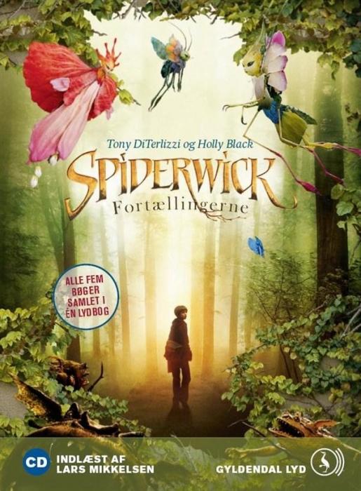 Spiderwick-fortællingerne 1-5 (Lydbog)