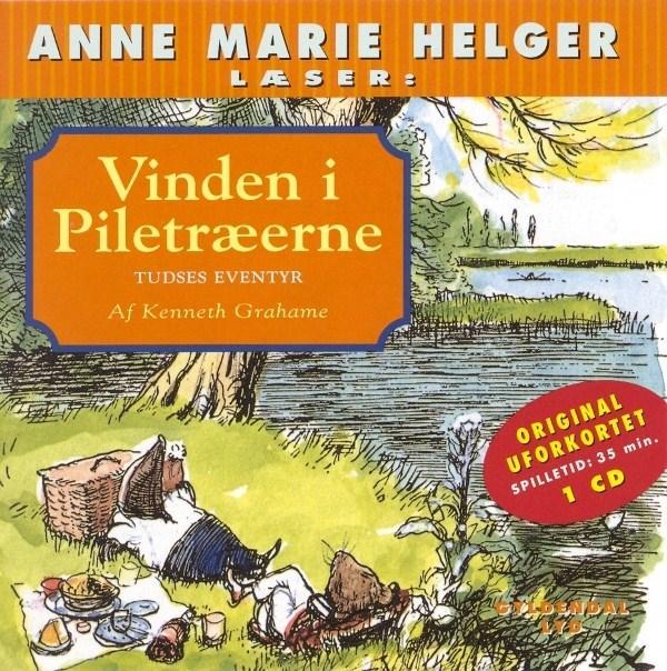 Vinden i piletræerne 5 - (lydbog) fra kenneth grahame på bogreolen.dk
