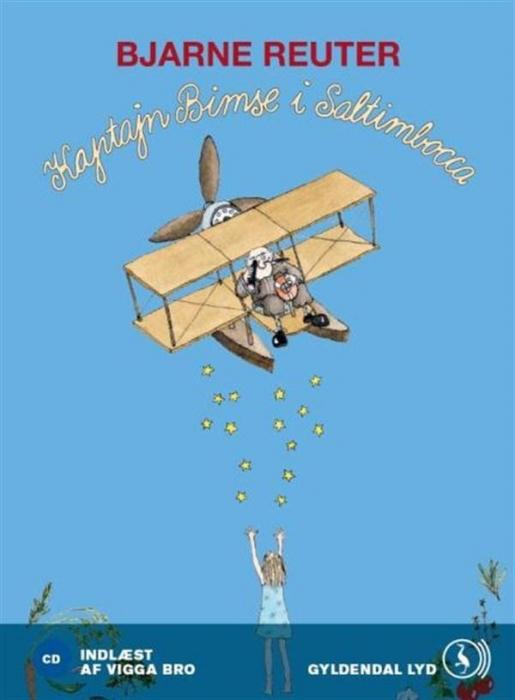 bjarne reuter – Kaptajn bimse i saltimbocca (lydbog) på bogreolen.dk