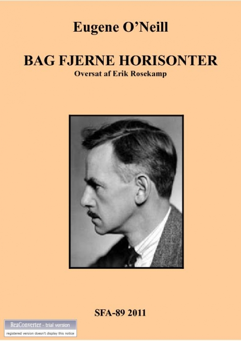 Image of   Bag fjerne horisonter (E-bog)