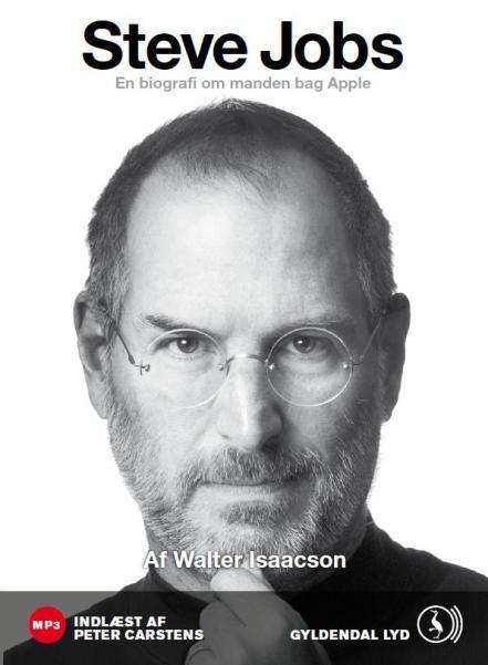walter isaacson – Steve jobs (lydbog) fra tales.dk