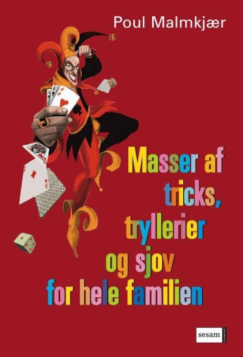 Masser af tricks, tryllerier, gåder og sjov (E-bog)