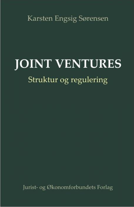 karsten engsig sørensen Joint ventures struktur og regulering (e-bog) på bogreolen.dk