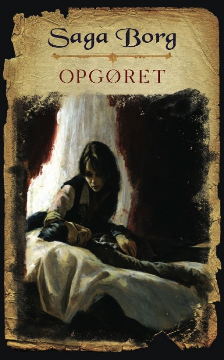 saga borg Opgøret (e-bog) på bogreolen.dk