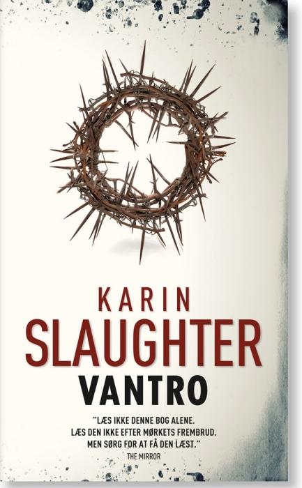 karin slaughter Vantro (e-bog) på tales.dk