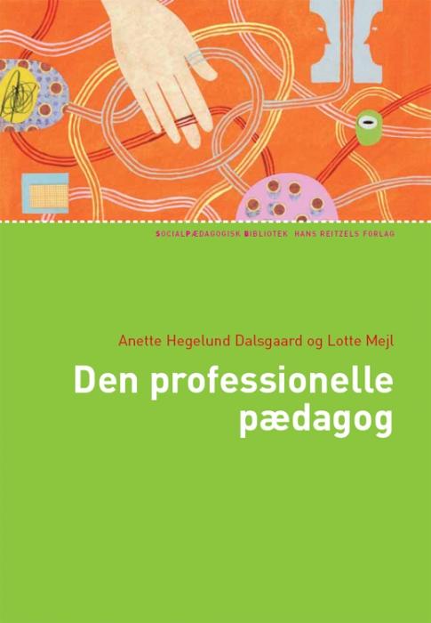 Image of Den professionelle pædagog (E-bog)