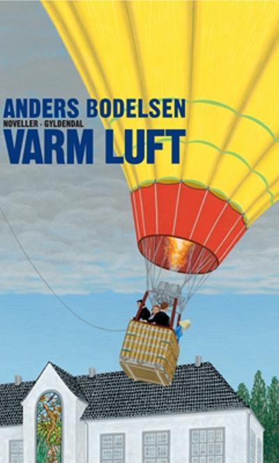 Image of Varm Luft (Lydbog)