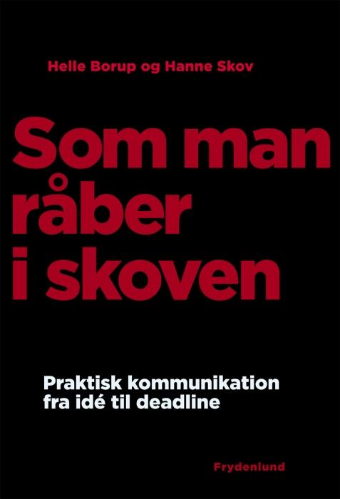 hanne skov – Som man råber i skoven (e-bog) på bogreolen.dk