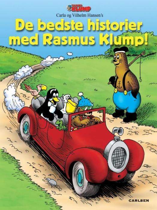 vilh. hansen De bedste historier med rasmus klump (lydbog) fra bogreolen.dk