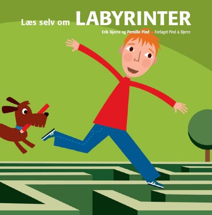 Læs selv om labyrinter (e-bog) fra pernille pind fra bogreolen.dk