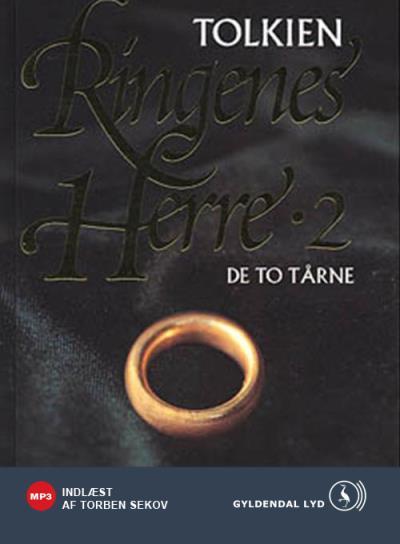 Ringenes herre 2 (lydbog) fra j.r.r. tolkien på bogreolen.dk
