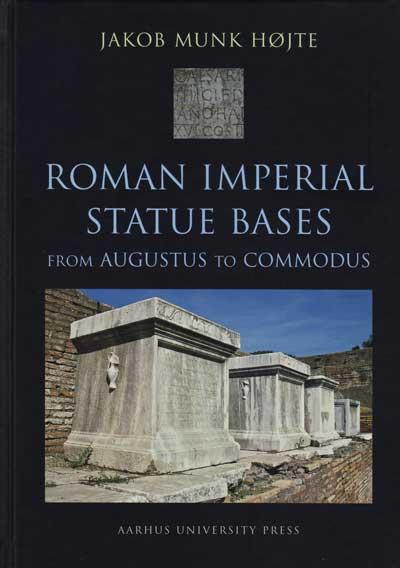 Roman imperial statue bases (e-bog) fra jakob munk højte på bogreolen.dk