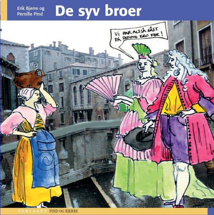 pernille pind De syv broer (e-bog) på bogreolen.dk