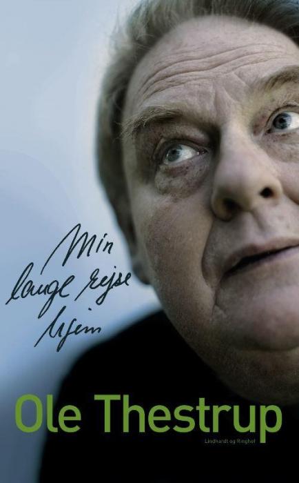 Min lange rejse hjem (lydbog) fra ole thestrup på bogreolen.dk