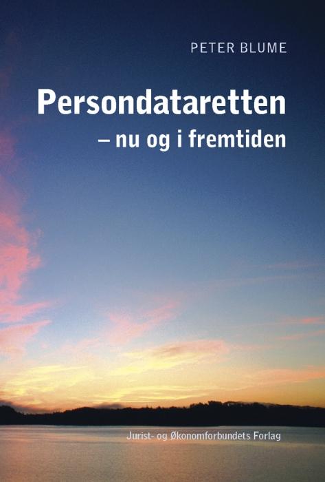 peter blume – Persondataretten  -  nu og i fremtiden (e-bog) på bogreolen.dk