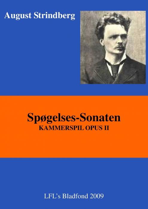 Image of Spøgelsessonaten (E-bog)