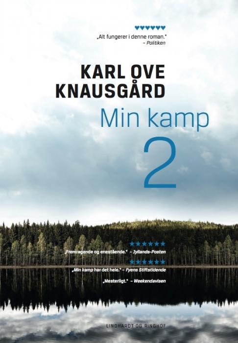 karl ove knausgård – Min kamp ii (lydbog) fra bogreolen.dk