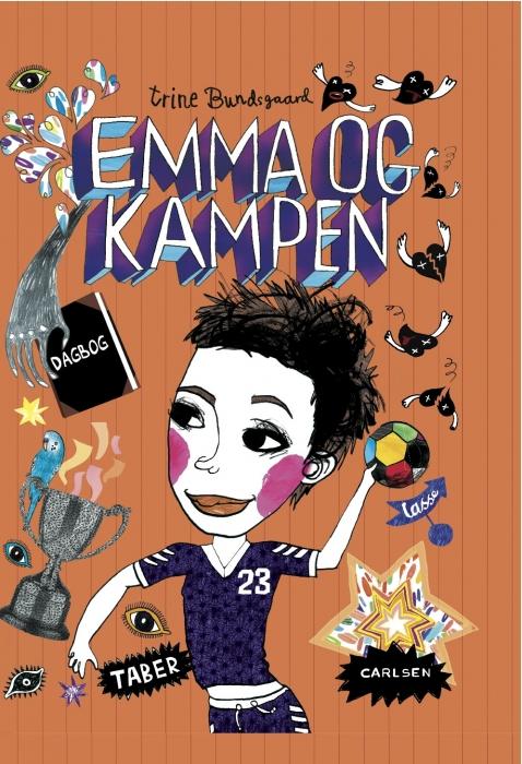 Emma og kampen (e-bog) fra trine bundsgaard fra bogreolen.dk