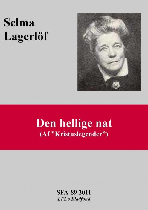 selma lagerløf – Den hellige nat (e-bog) på bogreolen.dk