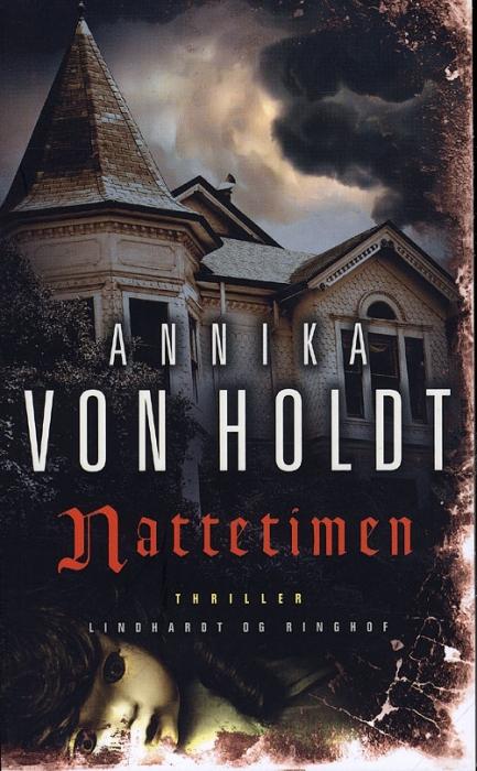 Nattetimen (e-bog) fra annika von holdt fra bogreolen.dk