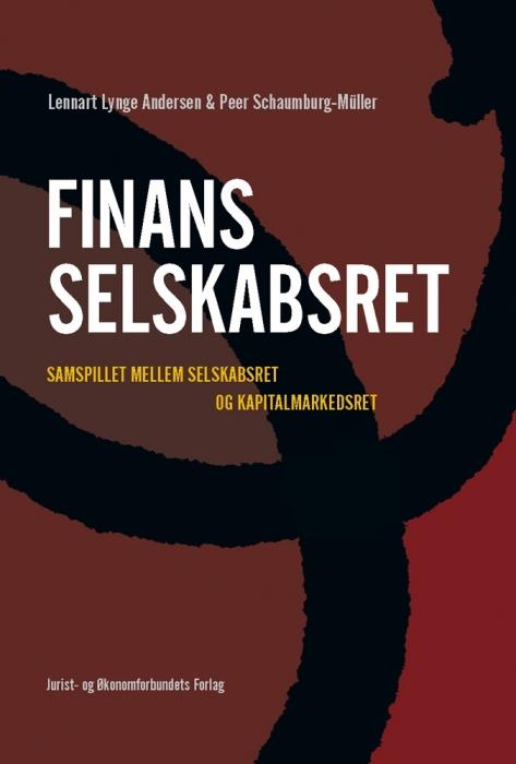 Finansselskabsret (e-bog) fra peer schaumburg-müller på bogreolen.dk