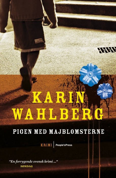 Pigen med majblomsterne (e-bog) fra karin wahlberg fra bogreolen.dk