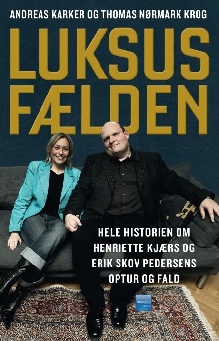 andreas karker – Luksusfælden (e-bog) fra bogreolen.dk