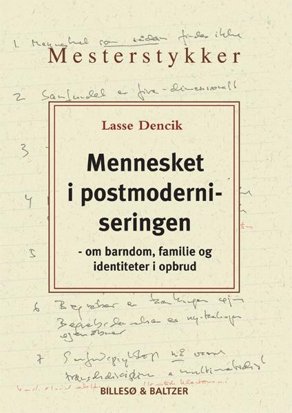 lars dencik mennesket i postmoderniseringen (e-bog)