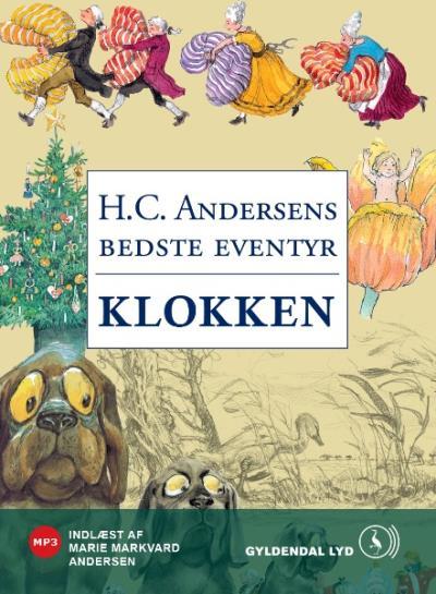 h.c. andersen Klokken (lydbog) på bogreolen.dk
