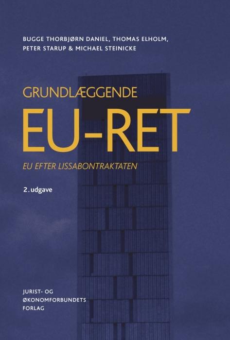 Grundlæggende EU-ret (E-bog)