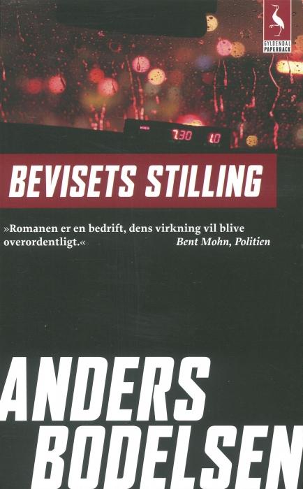 Image of Bevisets stilling (E-bog)
