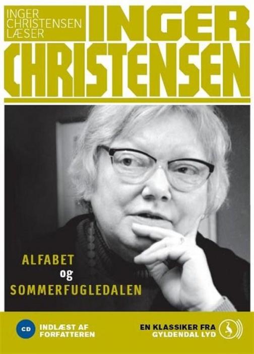 Alfabet og sommerfugledalen (lydbog) fra inger christensen fra bogreolen.dk